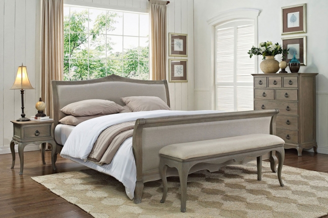 Charming Camille French Style Bedroom Furniture