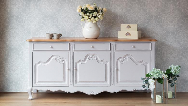 Alsace Painted Dining Furniture