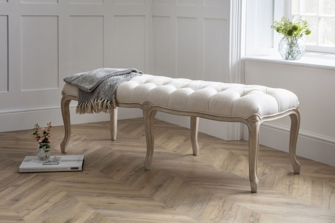Bed End Stools