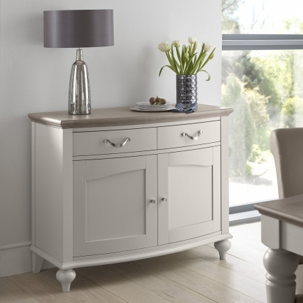Richmond Contemporary Soft Grey Dining and Bedroom Furniture