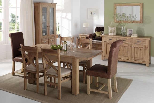 Tuscany Contemporary Dining Furniture
