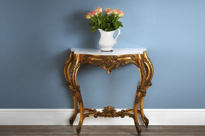 Gold Leaf Versailles French Furniture