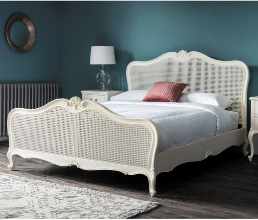 Ivory French Inspired Bedroom Furniture
