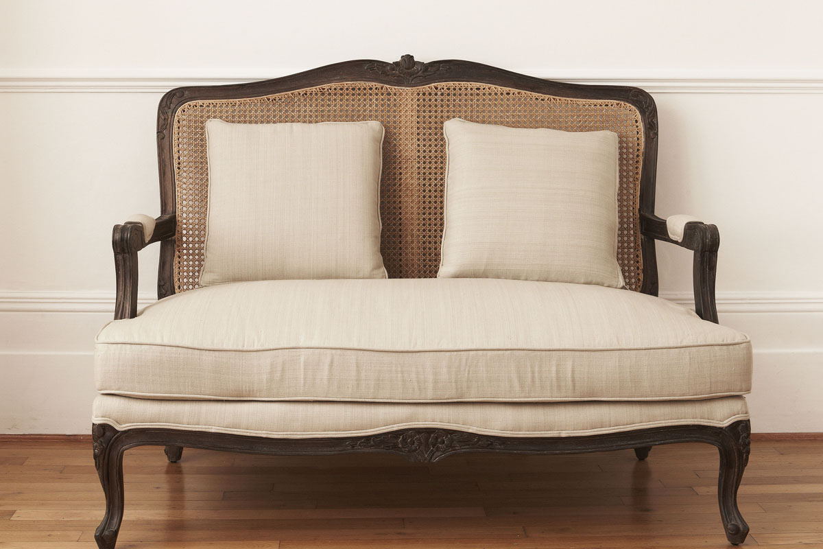 French chaise chairs and chaise lounge from crown french for French style furniture stores