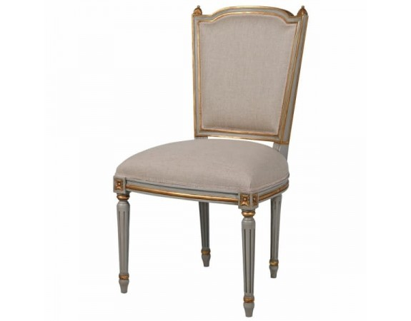 Loire Gold Dining Chair
