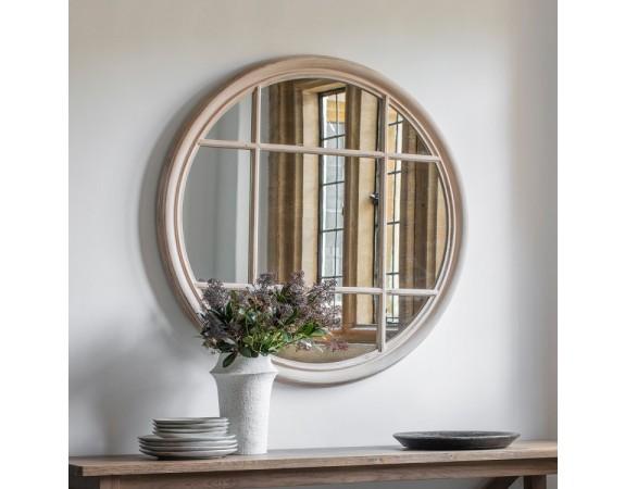 Eccelston Round Mirror
