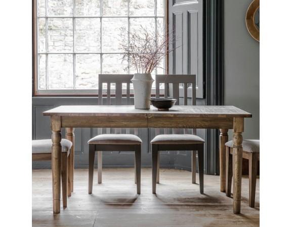 Cookham Extending Dining Table Oak