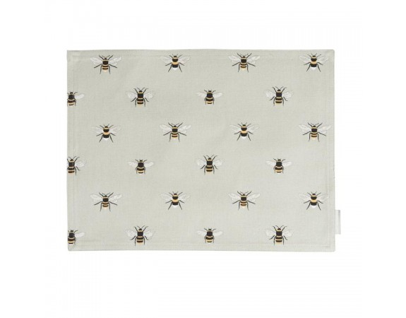 Bees Fabric Placemat