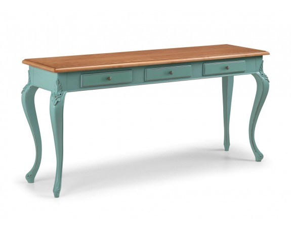 Alsace Hall Table with Etienne Dining Chair