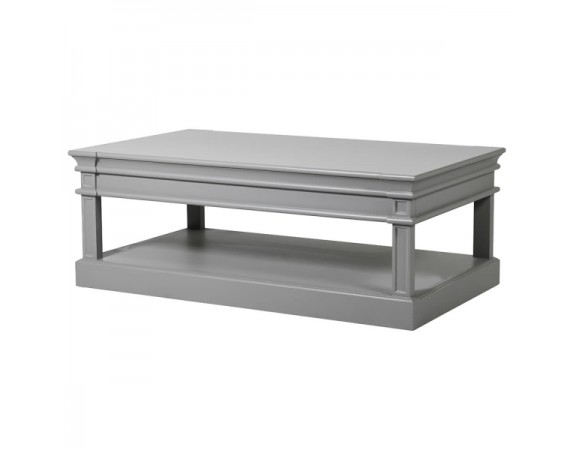 Chamonix Grey Coffee Table