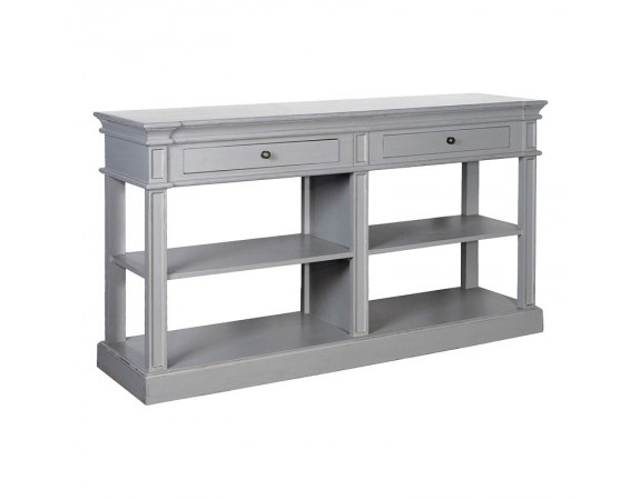 Chamonix Grey Shelf Buffet