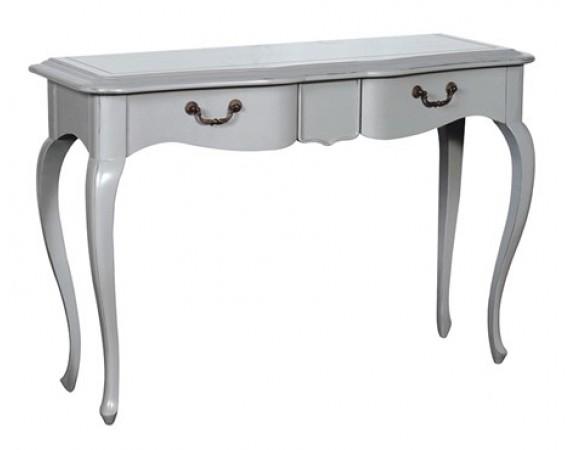 Chamonix Grey 2 Drawer Hall Table