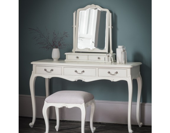 Charlotte French Painted Dressing Table