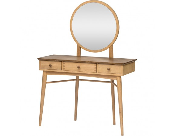 Cheltenham Contemporary Dressing Table and Mirror