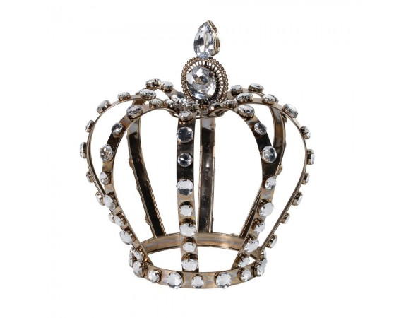 Crown candleholder