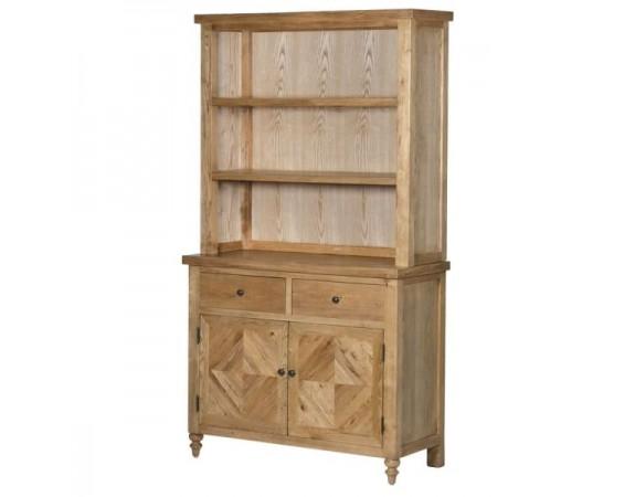 Florence Oak 2 Door Dresser