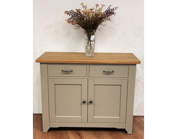 French Contemporary 2 Door Sideboard