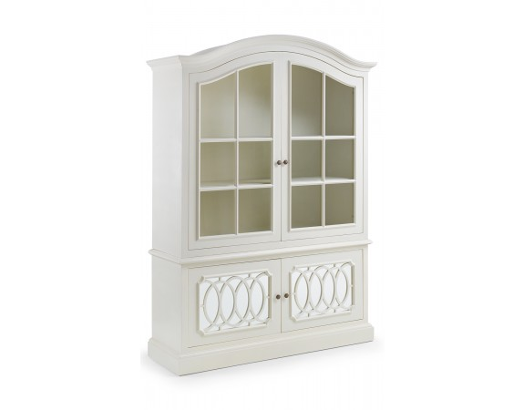 Gloucester 2 Door Glass Front Display Cabinet