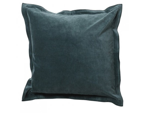 Green Velvet Cushion Cover