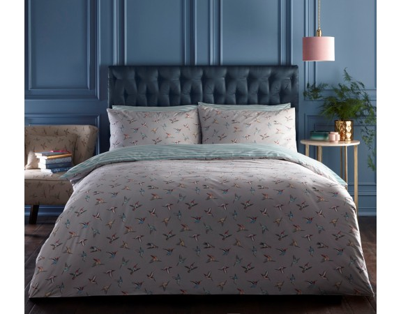 Oasis Hummingbird Bed Linen Set