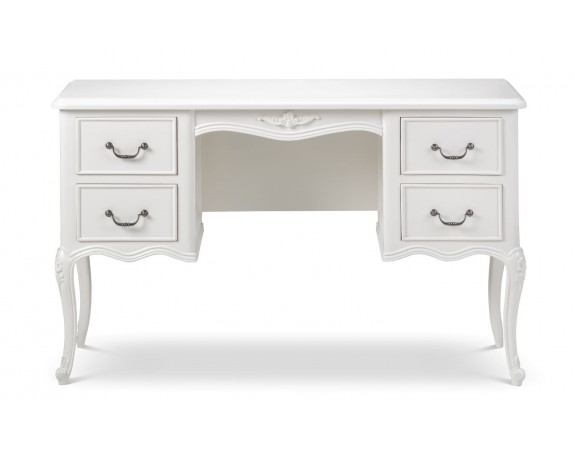 Ivory French Inspired Dressing Table