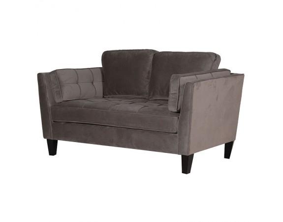Mushroom 2 Seater Sofa