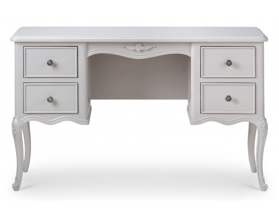 Parisian Grey French Inspired Dressing Table