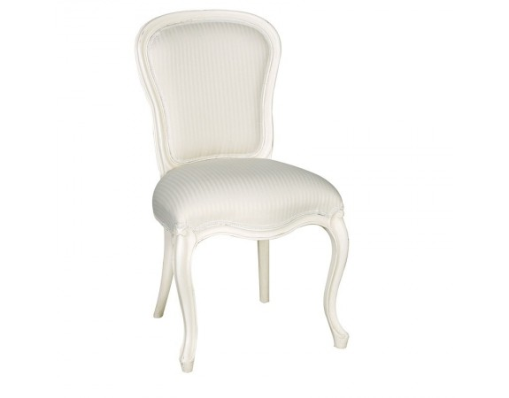 Provencale Antique White French Side Chair