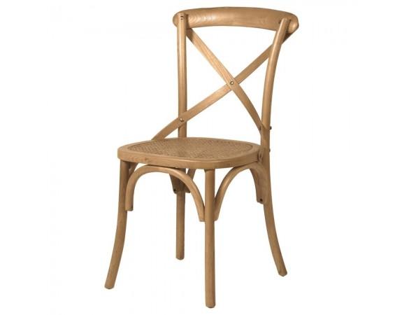 Revival Cross Back Dining Chair