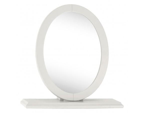 Richmond French Soft Grey Dressing Table Mirror