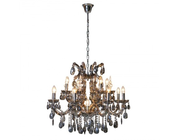 Large smoked glass chandelier french style glass chandelier large smoked glass french style chandelier audiocablefo