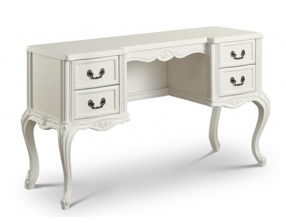 Sophia Antique White Dressing Table