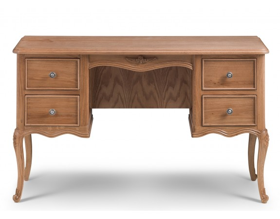 Villeneuve Oak French Style Dressing Table