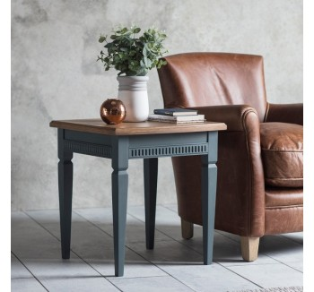 Bronte Side Table Storm Grey