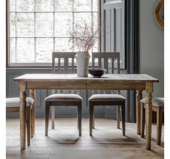 Cookham Extending Dining Table Oak