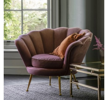 Rivello Armchair Rose