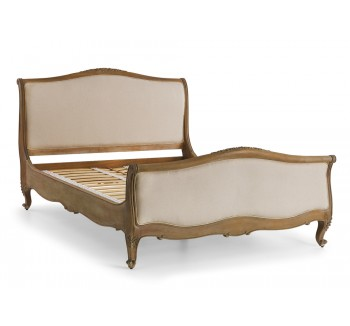 Alexander Weathered Oak French Bed