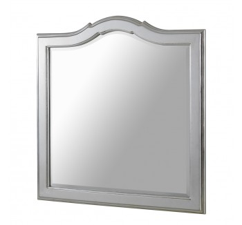 Amelie French Silver Wall Mirror