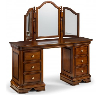 Antoinette French Sleigh Dressing Table