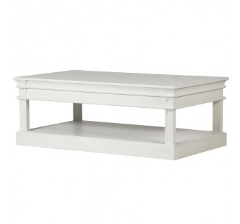 Ashwell Classic White French Style Coffee Table