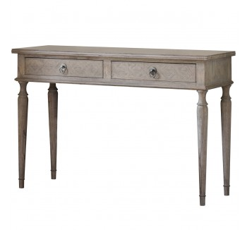 Camille French Style Weathered Dressing Table