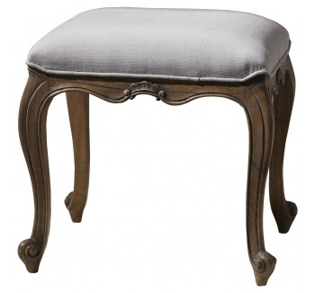 Charlotte French Bedroom Stool