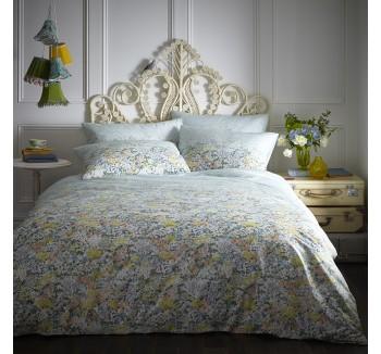 Oasis Floral Ombre Bed Linen Set Bed
