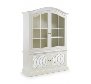 Gloucester 2 Door Glass Front Display Cabinet