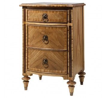 Lille Classic French Bedside Table
