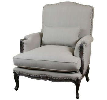 Louis French Sofa Chair