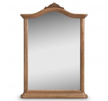 Villeneuve Oak French Dressing Table Mirror