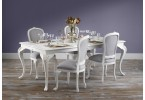 Beaulieu French Dining Table and Chairs - Set View