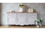 Alsace French Style Grey Sideboard