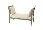 Dorset Contemporary Upholstered Bench